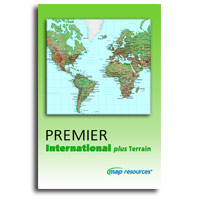 Map Resources - Premier International plus Terrain