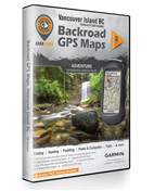 Vancouver Island BC Backroad GPS Maps