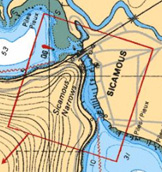 Nautical Charts, Canadian Hydrographic Service CHS charts