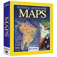 National Geographic Maps - The Complete Collection